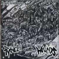 Wounds (Fin) / Pyoveli (Fin) - Storming Thrash Vengeance - CD