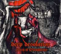 Deep Desolation (Pol) - Rites of Blasphemy - digi-CD