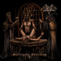 Horrid (Ita) - Sacrilegious Fornication - CD