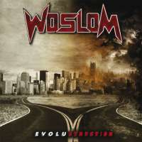 Woslom (Bra) - Evolustruction - CD