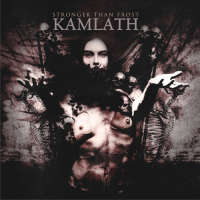Kamlath - Stronger Than Frost - CD