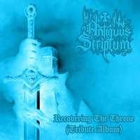 Antiquus Scriptum (Spa) - Recovering The Throne (Tribute Album) - CD