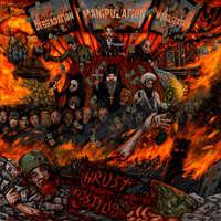Hrust Kostilyo (Rus) - Degradation, Manipulation, Mobilization - CD