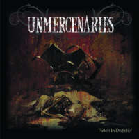 Unmercenaries - Fallen In Disbelief - CD