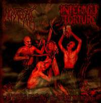 Incarcerate (Mal) / Internal Torture (Phl) - Butchered Feastings Of Morbid Intentions - CD