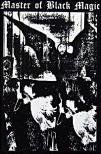 Scalpel Succubus Bitch (Jpn) - Master of Black Metal - Tape