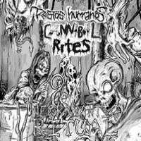 Cannibal Rites (USA) / Restos Humanos - Necromantic Ritual - CDR