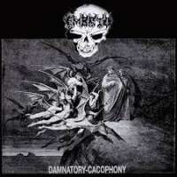 Embryo (Swe) / Stigmata (Swe) - Damnatory Cacophony / Decieved Minds - CD