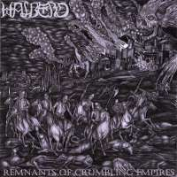 Halberd - Remnants of Crumbling Empires - CD