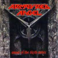 Armoured Angel (Aus) - Angel of the Sixth Order - CD
