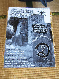 Forgotten Chapel - issue 9 - zine