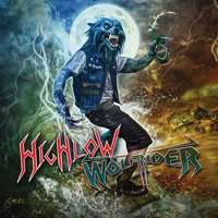 Highlow (Pol) / Wolfrider (Pol) - split - CD