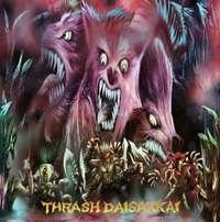 Deathblast (Jpn) / Death Thirst (Jpn) / Mass Hypnosia (Phl) - Thrash Daisakkai - CD