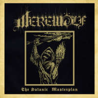 Werewolf (Bol) -  Satanic Master Plan  - CD