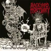 Backyard Mortuary (Aus) - Lure of the Occult - CD