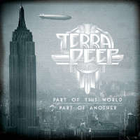 Terra Deep (USA) - Part of this world, part of another - CD