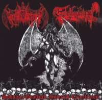 Nihil Domination (Ecu) / Goatbaphomet (Ecu) - Sodomic Goatfuck Inverted Crucifixion - CD