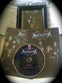 Anabanta (Mex) - Letanias capítulo IV(box set) - CD box pack