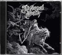 Infernal death (Dnk) - Demo # 1 / A Mirror Blackened - CD