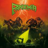 Pandemia (Esp) - Aggression Desires - CD