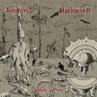 Thy Antichrist (Col) / Blackmoon (Col) - Unholy Victory - CD