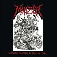 Manzer (Fra) - Pictavian Invasion in India & Nepal - CD