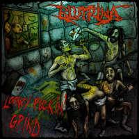 Blutrina (Rou) - Looney Fuckin' Grind - CD