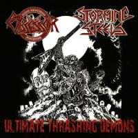 Obsessör (Ger) / Storming Steels (Mal) - Metal Zone - CD