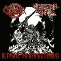 Obsessör (Ger) / Storming Steels (Mal) - Metal Zone - CD