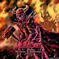 Witchtiger (Fin) - Warlords of Destruction 2004-2014 - CD