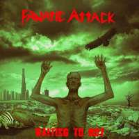 Fanatic Attack (Hun) - Waiting to Rot - CD