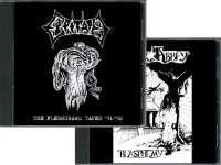 Epitaph (Swe) / Dark Abbey (Swe) - The Fleshcrawl Tapes '91-'92 / Blasphemy - CD