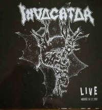 Invocator (Dnk) - Live Odense 04-11-89 - CD