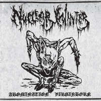 Nuclear Winter (Grc) - Abomination Virginborn - digisleeve CD
