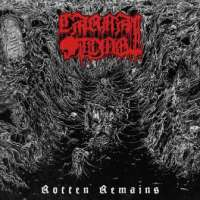 Carnal Tomb (Ger) - Rotten Remains - CD