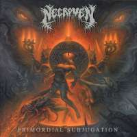 Necroven (Esp) - Primordial Subjugation - CD