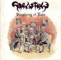 Gravestone (Ita) - Simphony of Pain - CD