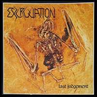 Excruciation (Sui) - Last Judgement - CD