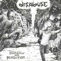 Disabuse (NLD) - Sorrow and Perdition - CD