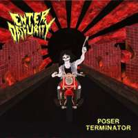 Enter Obscurity (Nor) - Poser Terminator - CD