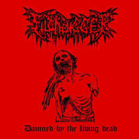 Filthdigger (Nor) - Damned by the Living Dead - CD