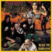 Adversor (Ita) - Rise to Survive - CD