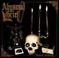 Abysmal Grief (Ita) - Reveal Nothing - CD