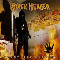 Black Heaven (Per) - Blast the Mankind - CD