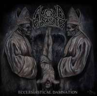 Among Disaster (Ven) - Ecclesiastical Damnation - CD