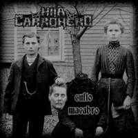 La Hija del Carroñero (Esp) - Culto macabro - CD