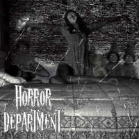 Horror Department (Ita) - s/t - CD