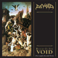Devoid (UK) - Return to the Void (The Complete Recorded Works) - CD