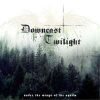 Downcast Twilight (UK) - Under the Wings of the Aquila - CD
