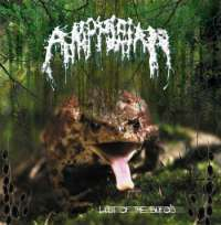 Amphibian (Mex) - Lust of the Bufo's - CD